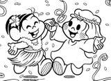 Imprimer le coloriage : Carnaval, numéro 167351