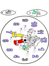 Imprimer le dessin en couleurs : Carnaval, numéro 172333