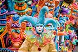 Imprimer le dessin en couleurs : Carnaval, numéro 19299