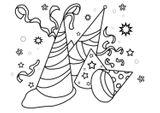 Imprimer le coloriage : Carnaval, numéro 27067