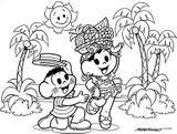 Imprimer le coloriage : Carnaval, numéro 275398