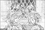 Imprimer le coloriage : Carnaval, numéro 359265