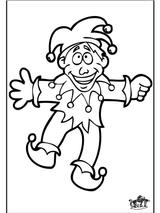 Imprimer le coloriage : Carnaval, numéro 5392