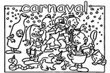 Imprimer le coloriage : Carnaval, numéro 573