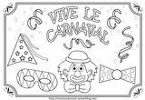 Imprimer le coloriage : Carnaval, numéro b3d841c4