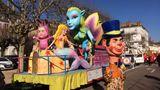 Imprimer le dessin en couleurs : Carnaval, numéro cfcf2683