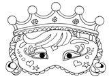 Imprimer le coloriage : Carnaval, numéro d7d38c14