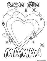 Imprimer le coloriage : Fête des mères, numéro 15b4da0