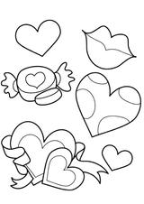 Imprimer le coloriage : Fête des mères, numéro 212894