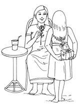 Imprimer le coloriage : Fête des mères, numéro 262609