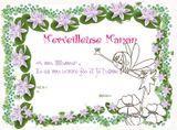 Imprimer le dessin en couleurs : Fête des mères, numéro 267188