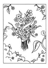 Imprimer le coloriage : Fête des mères, numéro 342279