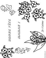 Imprimer le coloriage : Fête des mères, numéro 44731