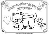 Imprimer le coloriage : Fête des mères, numéro 47709462