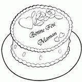Imprimer le dessin en couleurs : Fête des mères, numéro 47762