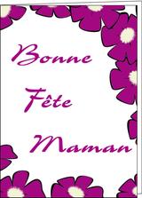 Imprimer le dessin en couleurs : Fête des mères, numéro 685526