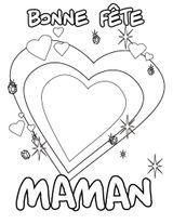 Imprimer le coloriage : Fête des mères, numéro d1f9bec1