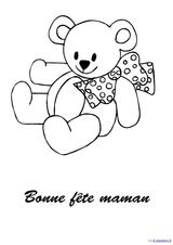 Imprimer le coloriage : Fête des mères, numéro fca5b174