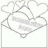 Imprimer le coloriage : Fête des pères, numéro 224935