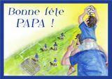 Imprimer le dessin en couleurs : Fête des pères, numéro 241149