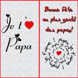 Imprimer le dessin en couleurs : Fête des pères, numéro 444692
