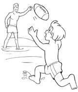 Imprimer le coloriage : Fête des pères, numéro 44713
