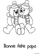 Imprimer le coloriage : Fête des pères, numéro 5a599f4c