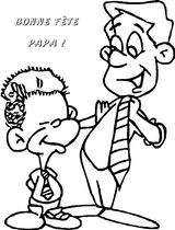 Imprimer le coloriage : Fête des pères, numéro 606932
