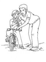 Imprimer le coloriage : Fête des pères, numéro 66433