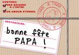Imprimer le dessin en couleurs : Fête des pères, numéro 76254