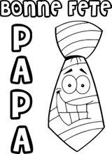 Imprimer le coloriage : Fête des pères, numéro 76408b60