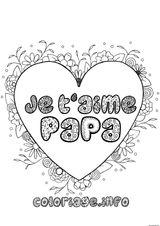 Imprimer le coloriage : Fête des pères, numéro ed9e956f