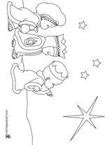 Imprimer le coloriage : Galette des Rois, numéro 113456
