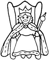 Imprimer le coloriage : Galette des Rois, numéro 372