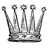 Imprimer le coloriage : Galette des Rois, numéro 4180