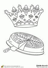 Imprimer le coloriage : Galette des Rois, numéro 562bfc0d