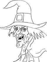 Imprimer le coloriage : Halloween, numéro 114237