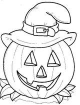 Imprimer le coloriage : Halloween, numéro 147685