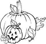 Imprimer le coloriage : Halloween, numéro 28563