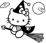 Imprimer le coloriage : Halloween, numéro 28565