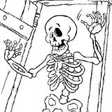 Imprimer le coloriage : Halloween, numéro 28576