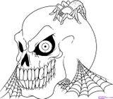 Imprimer le coloriage : Halloween, numéro 29295