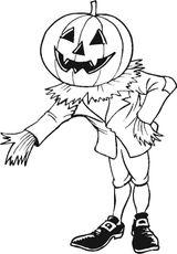 Imprimer le coloriage : Halloween, numéro 29306