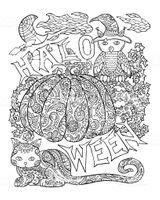 Imprimer le coloriage : Halloween, numéro 2b1af72e