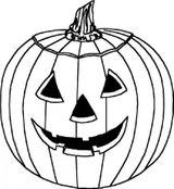 Imprimer le coloriage : Halloween, numéro 32145