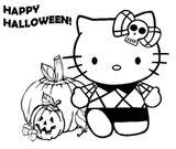 Imprimer le coloriage : Halloween, numéro 32c125bf