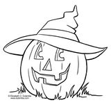 Imprimer le coloriage : Halloween, numéro 355118