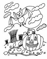 Imprimer le coloriage : Halloween, numéro 355119