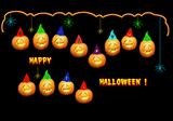 Imprimer le dessin en couleurs : Halloween, numéro 502634