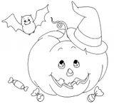 Imprimer le coloriage : Halloween, numéro 65867